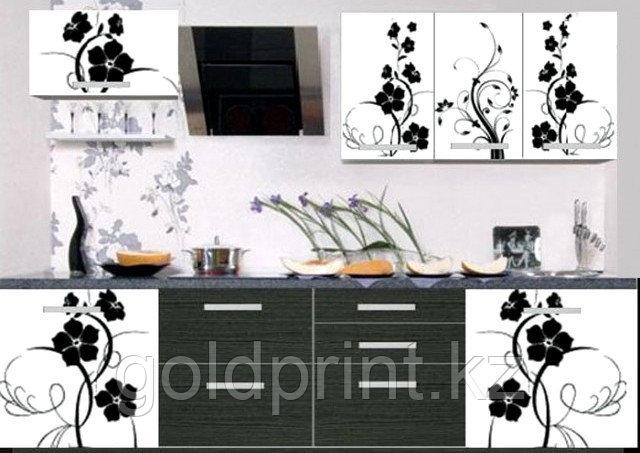 УФ Печать на Кухонных гарнитурах Вектор, фото 2