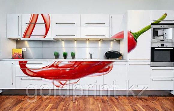 УФ Печать на Кухонных гарнитурах Перчик, фото 2