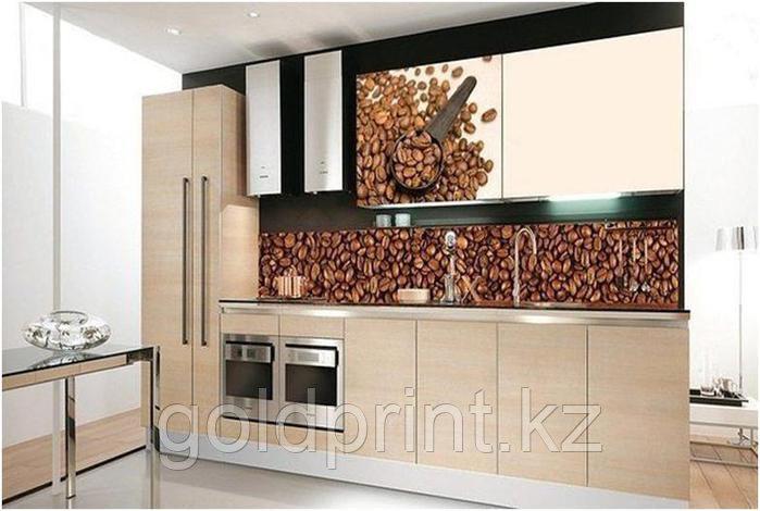 УФ Печать на Кухонных гарнитурах Кофе