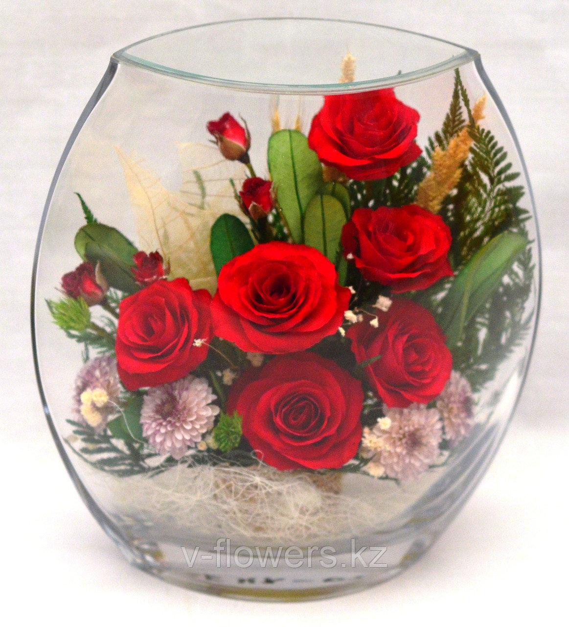 Живые цветы надолго EHR-02