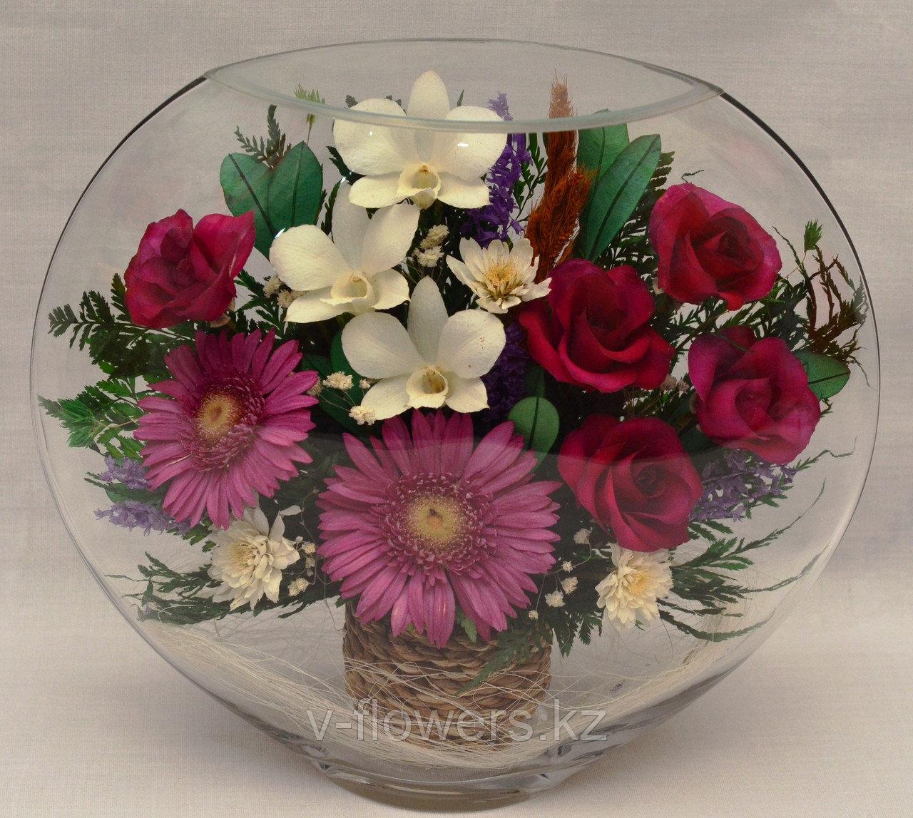 Цветы навсегда ELM-09