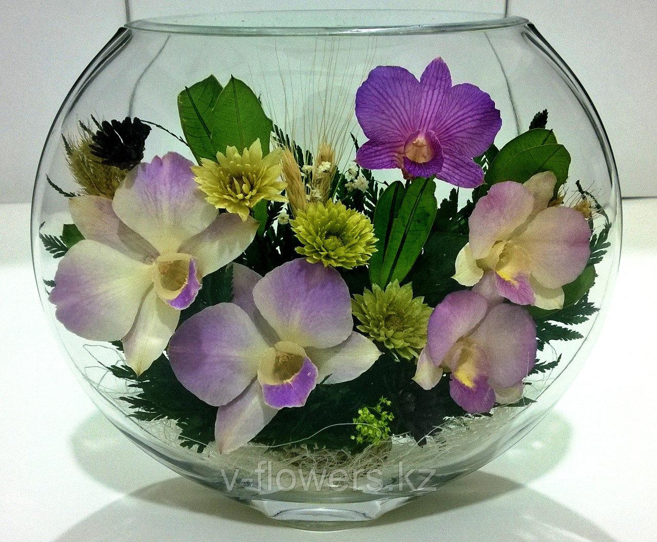 Живые цветы на 5 лет ESО-08