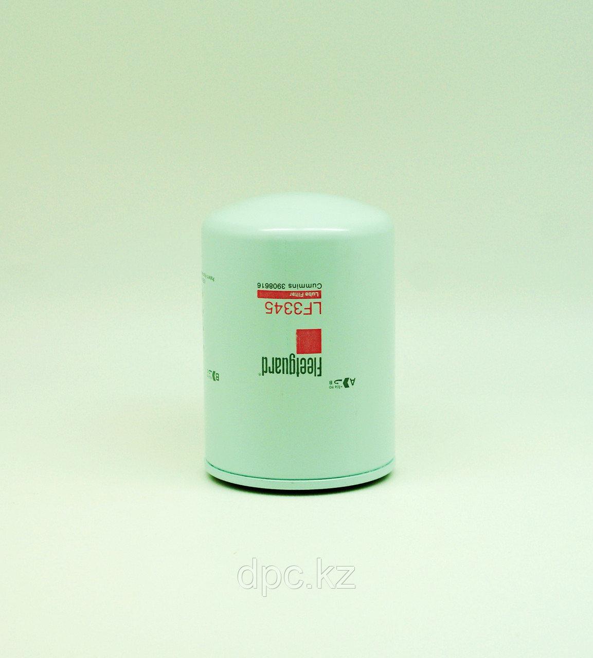 Масляный фильтр Fleetguard LF3345 (Флитгард) Cummins 4BT 3908616 3903224 3902502