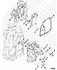 Корпус маслоохладителя (теплообменника) ISF 3.8 5262811 5267094 5257961, фото 7