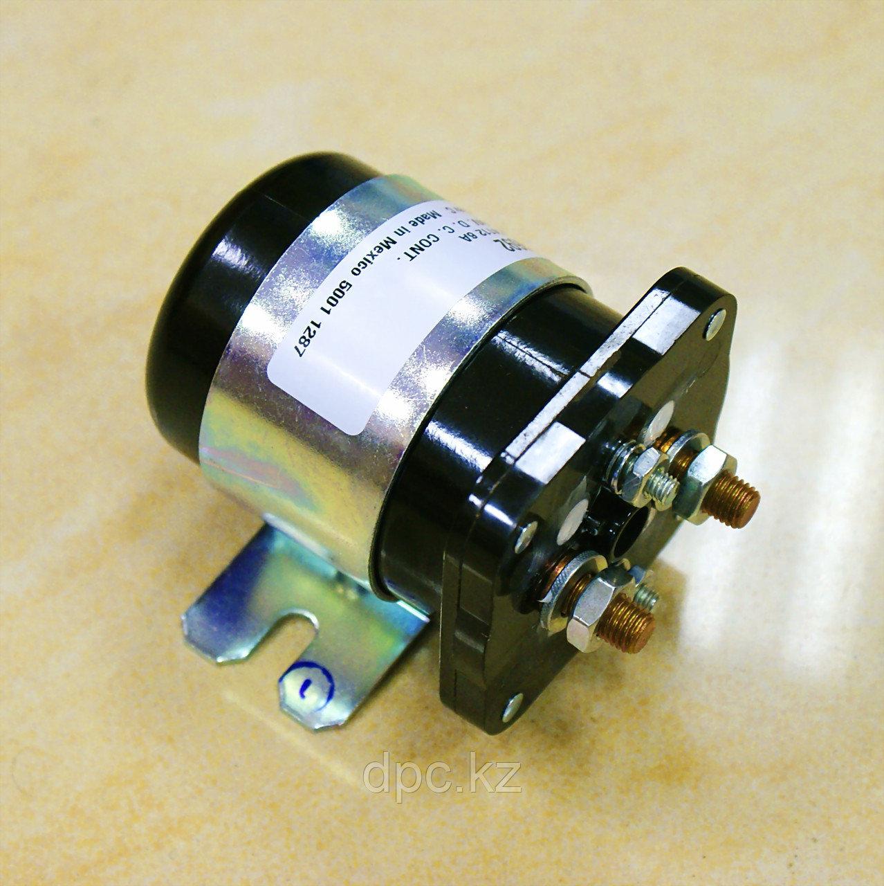 Электромагнитный выключатель (регулятор скорости; реле) Cummins NT 3050692 216537 158531