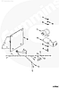 Электромагнитный выключатель (регулятор скорости; реле) Cummins NT 3050692 216537 158531, фото 5