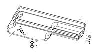 Прокладка поддона WD615 Евро 3 VG14150004