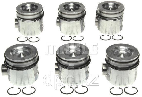 Поршни ремонтные 0,5mm (без колец; комплект из 6шт) Mahle 224-3732WR.020 для двигателя Cummins 6.7L 4938620