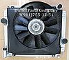 Радиатор охлаждения + интеркулер Cummins ISF 2.8 (Газель-Бизнес), фото 3
