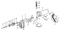 Фильтр масляный Weichai WD615 Евро-3 VG1540070005