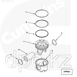 Комплект поршневых колец Cummins ISM QSM 3803977 3803705