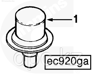 Термостат Cummins CGE280 GAS PLUS 3913028