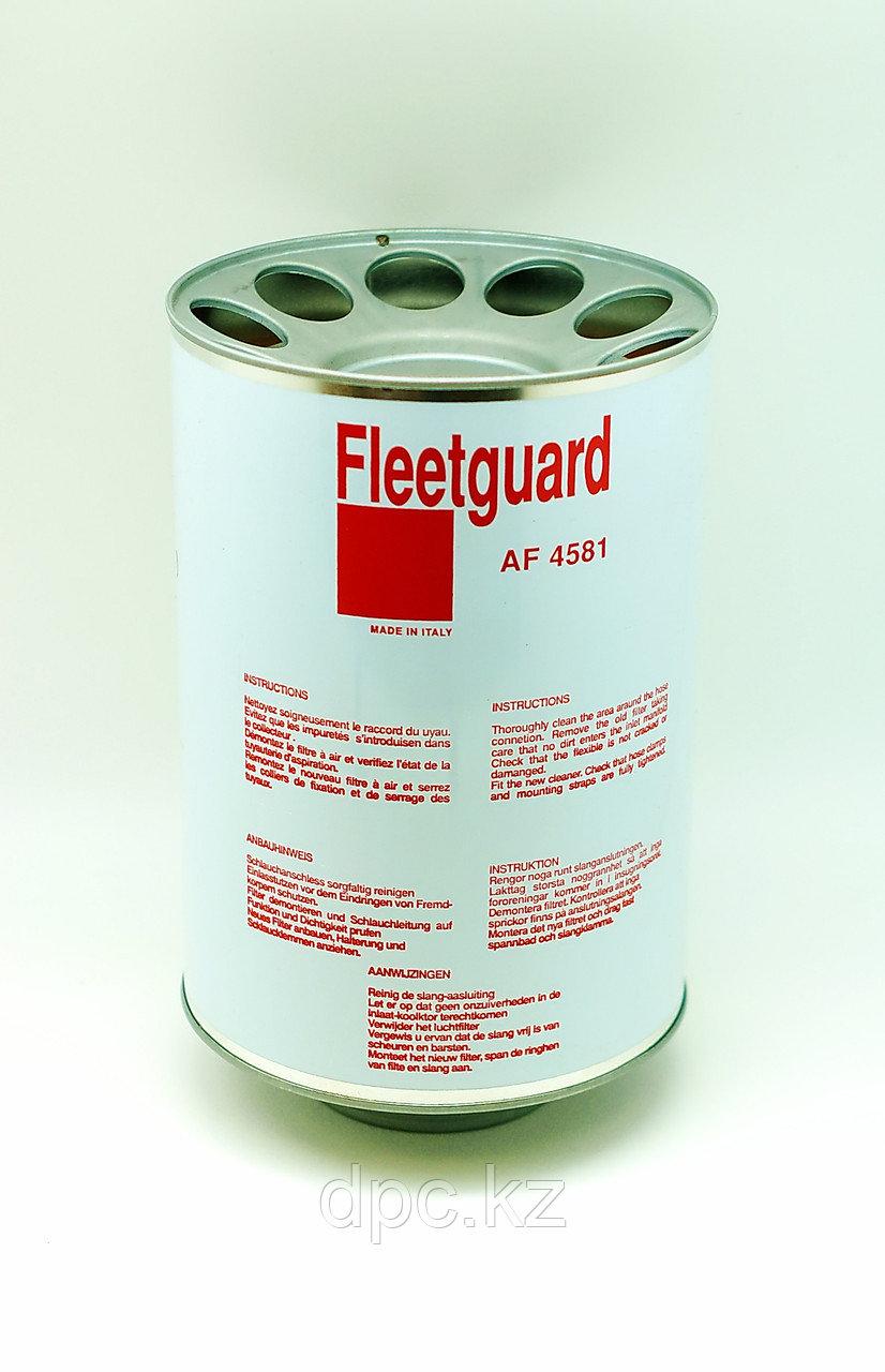 Воздушный фильтр Fleetguard (Флитгард) AF4581