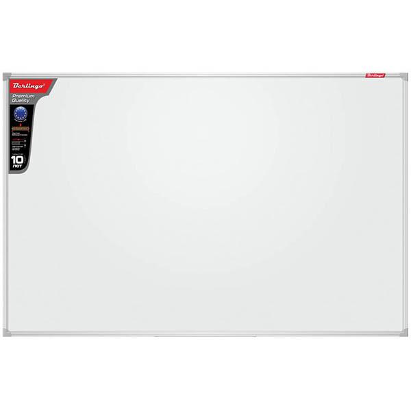Доска магнитно-маркерная 60*90 Premium, алюминиевая рамка.