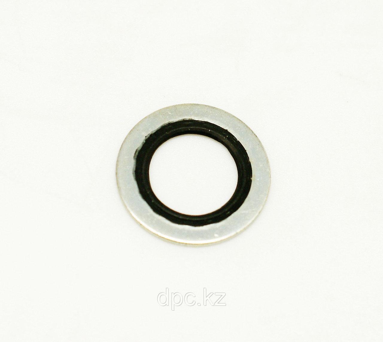 Кольцо уплотнительное трубки ТННД Cummins ISL 3963991 3957428