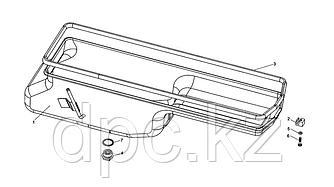 Пробка поддона WD615 Евро 3 VG2600150108