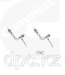 Трубка топливная Cummins ISX QSX 4907228 3682575