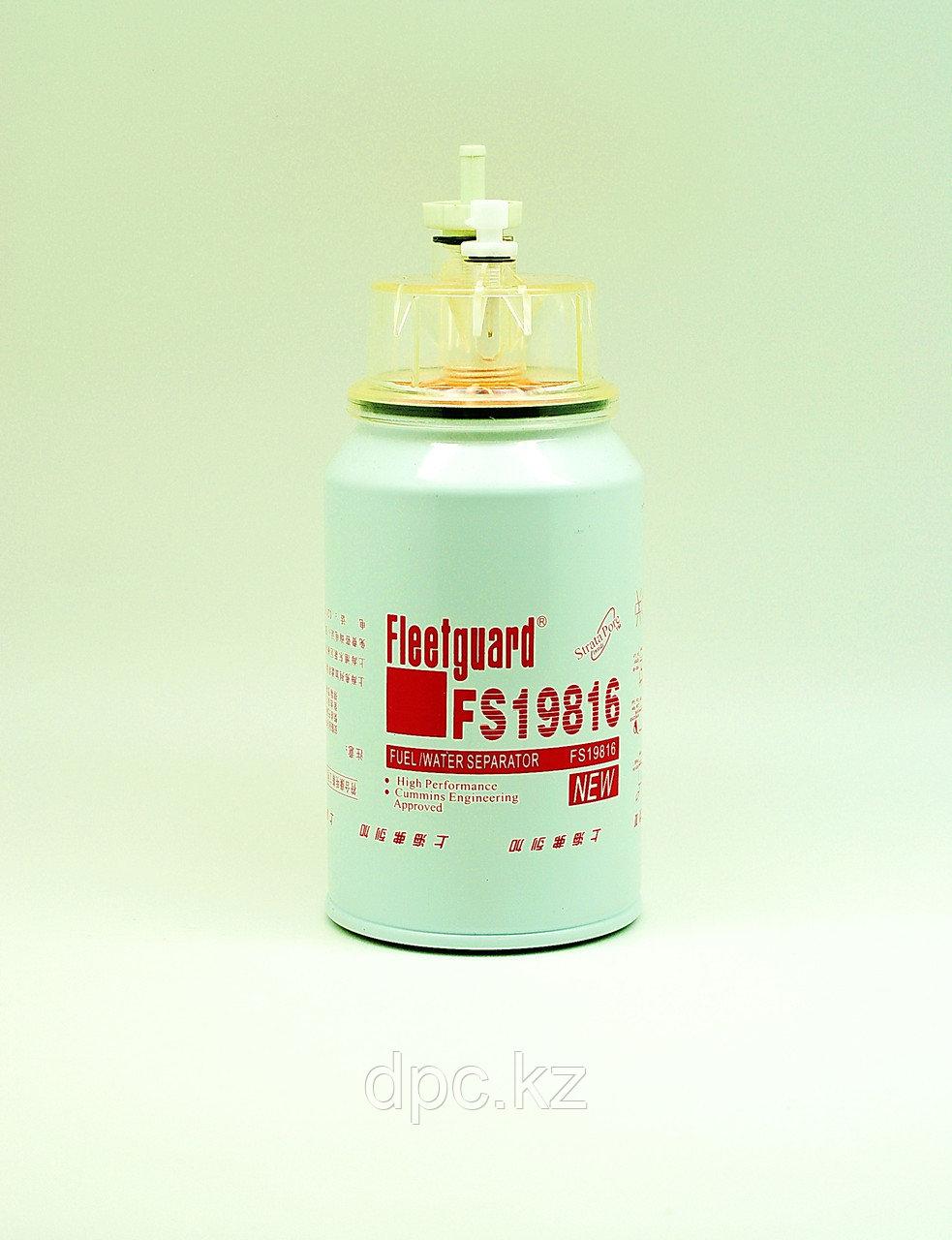 Фильтр топливный Cummins Fleetguard FS19816