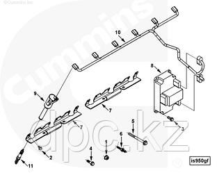 Модуль контроля зажигания Cummins C GAS PLUS 3973087 3968024 3933576 3928272