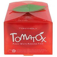 "Томатная маска ""Tomatox Magic White Massage Pack"", 80гр"