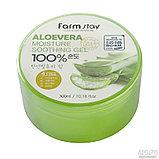 Aloe Vera Moisture Soothing gel 100% , фото 2