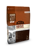 Сухой корм для собак крупных пород Acana Heritage Adult Large Breed