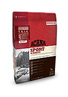 Сухой корм для активных собак Acana Heritage Sport & Agility