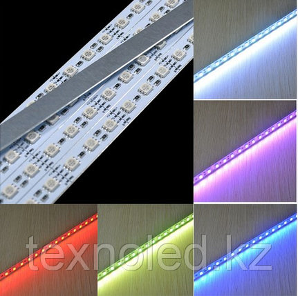 Светодиодная планка Led 5050 RGB 12v, фото 2