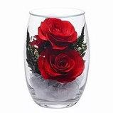 Живые цветы в стекле RmiR, фото 2
