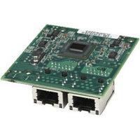 880518 Сетевая Карта Intel AXXGBIOMOD HL82571EB Gigabit Server Adapter 2x1Гбит/сек Dual Port PCI-X For S5000PAL