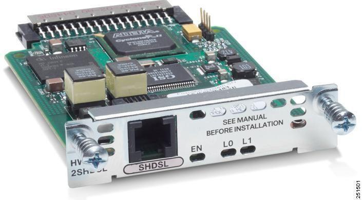 Cisco HWIC-2SHDSL=