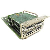28-1186-02 Контроллер Cisco NP-4T 4T-NIM Quad Port Serial Card For 4000 4500 Series