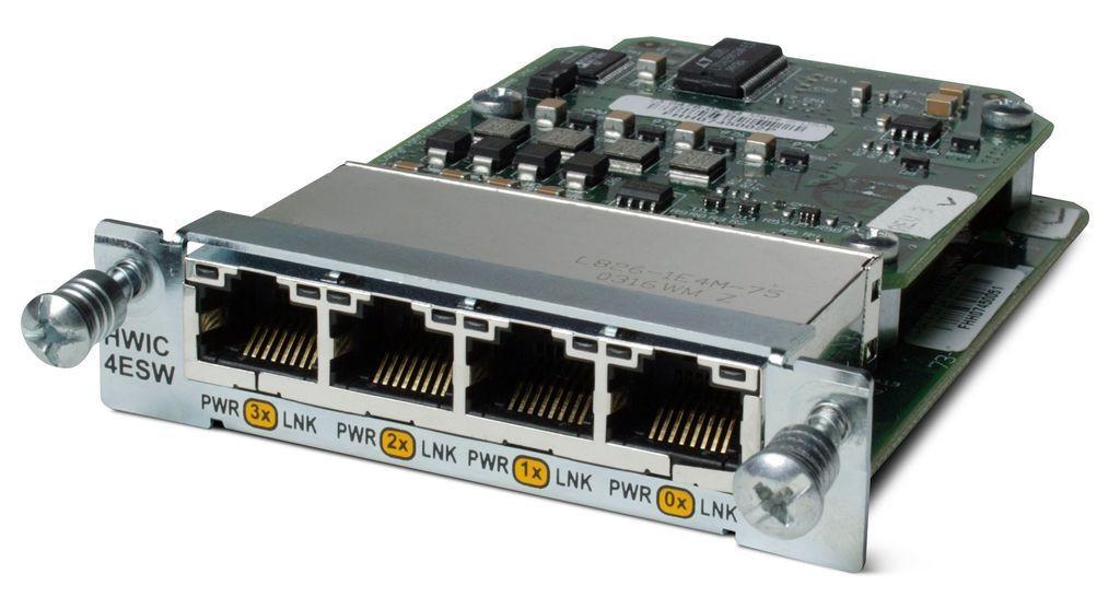 Cisco HWIC-4ESW