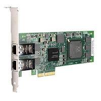 QLE4062C-CK Qlogic Dual-port 1GbE iSCSI / Network-to-x4 PCI Express adapter, copper