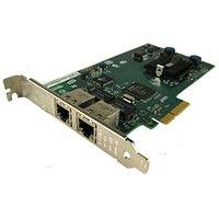 XF111 Сетевая Карта Dell (Intel) Pro/1000 P Dual Port Server Adapter i82546GB 2x1Гбит/сек 2xRJ45 PCI-E4x
