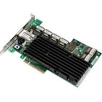 9260-16I LSI 16-Port Int, 6Gb/s SAS, Pcle 2.0 8X HBA; RAID0/1/10/5/6; 512M; 4P Out