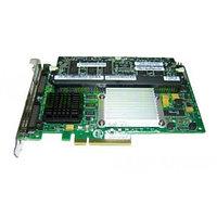 TD977 Контроллер RAID SCSI Dell PERC4E/DC LSI53C1030/Intel Xscale IOP332 500Mhz 256Mb BBU Int-2x68Pin Ext-2xVHDCI RAID50 UW320SCSI PCI-E8x For