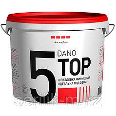 Финишная шпатлевка DANO TOP 5 (10л)
