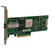 QLE8150-CU-CK Qlogic Single-port 10GbE-to-PCI Express Converged Network Adapter for use with SFP+ direct attach copper twinax cables