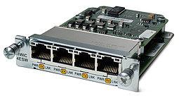 Cisco HWIC-4ESW-POE
