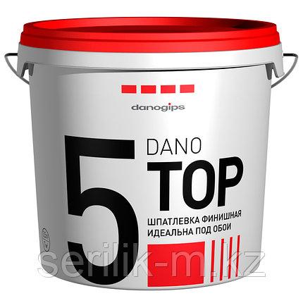 Финишная шпатлевка DANO TOP 5 (3.5л), фото 2