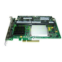 H6029 Контроллер RAID SCSI Dell PERC4E/DC LSI53C1030/Intel Xscale IOP332 500Mhz 128(256)Mb Int-2x68Pin Ext-2xVHDCI RAID50 UW320SCSI PCI-E8x For