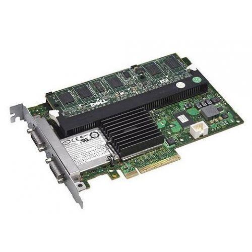 403-10234 Контроллер SAS Dell SAS PERC6/IR LSISAS1068 Int-2хSFF8484 (32-pin) 8xSAS/SATA RAID10 U300 PCI-E8x