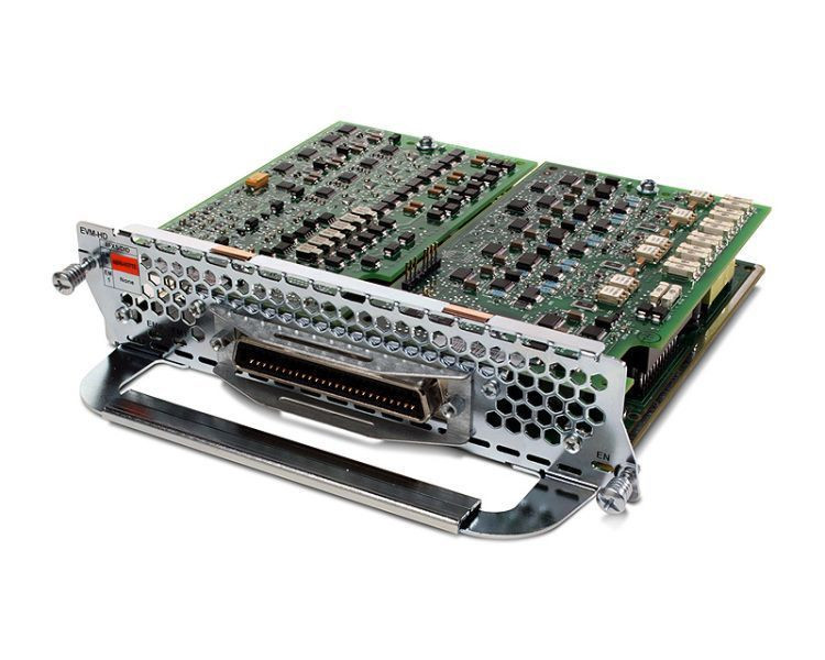 Cisco EM-HDA-3FXS/4FXO