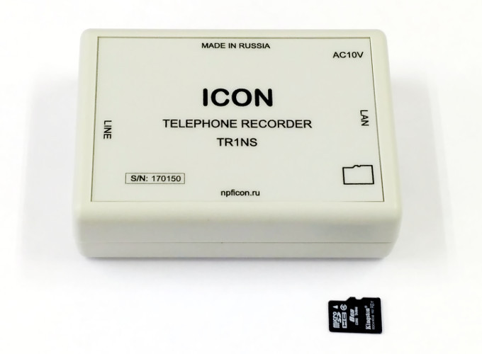 ICON TR1NS Устройство записи телефонных разговоров
