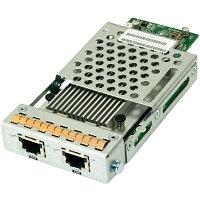 Контроллер EonStor RER10G0HIO2-0010  / EonStor DS / EonNAS 3000-1/EonNAS 1000-1 host board with 2 x 10Gb iSCSI (RJ-45) por