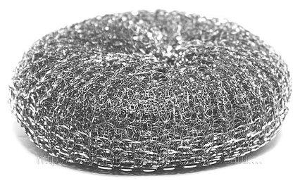Скраб из нержавеющей стали (мягкий)
