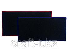Коврик игровой  черный красная кромка  600*300*3 mm