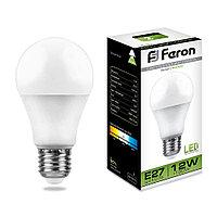 Лампа светодиодная Feron LB-93 (12W) 230V E27 4000K A60