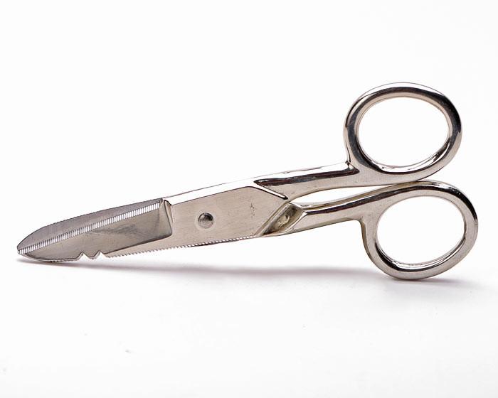 Ножницы для резки кевларовых волокон ™КВТ
